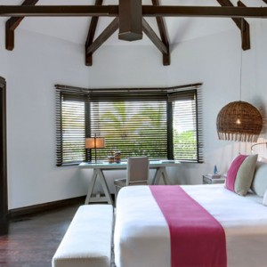 Beach Front Villa 2 - LUX Belle Mare - Luxury Mauritius Honeymoon Packages