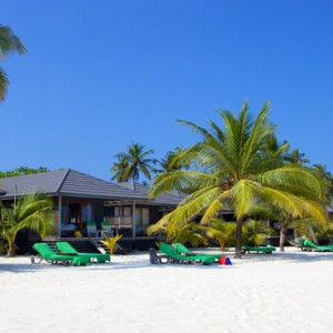 Beach - Kuredu Island Resort - Luxury Maldives Holidays