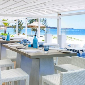 Beach Rouge - LUX Belle Mare - Luxury Mauritius Honeymoon Packages