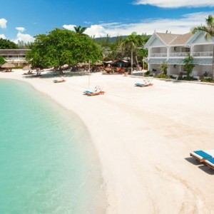 Beach - Sandals Royal Caribbean - Luxury Jamaica Honeymoons
