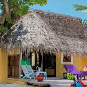 Bonthi Beach Villa - Kuredu Island Resort - Luxury Maldives Holidays