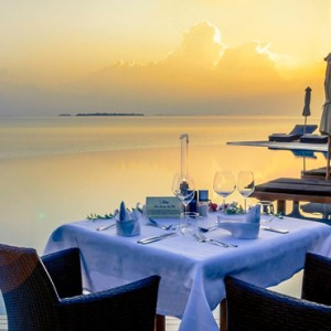 Buffet - Kuredu Island Resort - Luxury Maldives Holidays