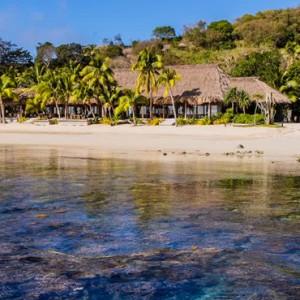 Exterior - Kokomo Island resort - Luxury Fiji honeymoons