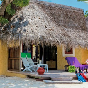 Garden Bungalow - Kuredu Island Resort - Luxury Maldives Holidays