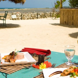 Jerk shack - Sandals Royal Caribbean - Luxury Jamaica Honeymoons