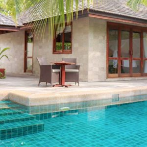 Maldives Honeymoon Packages Kuredu Island Resort Maldives Private Pool Family Suite