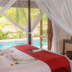 Maldives Honeymoon Packages Kuredu Island Resort Maldives Private Pool Family Suite 2