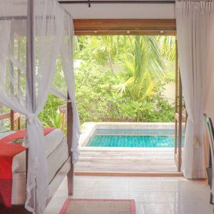 Maldives Honeymoon Packages Kuredu Island Resort Maldives Private Pool Villas 2