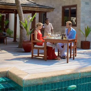 Maldives Honeymoon Packages Kuredu Island Resort Maldives Private Pool Villas 3