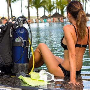 Mauritius Honeymoon Packages Mauricia Beachcomber Resort And Spa Diving