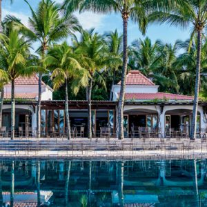 Mauritius Honeymoon Packages Mauricia Beachcomber Resort And Spa Pool