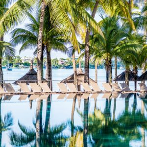 Mauritius Honeymoon Packages Mauricia Beachcomber Resort And Spa Pool 2