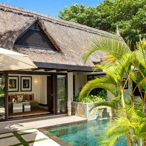 Ocean View Villa 7 - LUX Belle Mare - Luxury Mauritius Honeymoon Packages