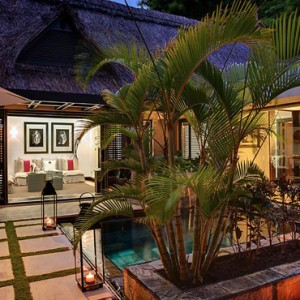Ocean View Villa 8 - LUX Belle Mare - Luxury Mauritius Honeymoon Packages