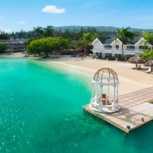 Pavilion - Sandals Royal Caribbean - Luxury Jamaica Honeymoons