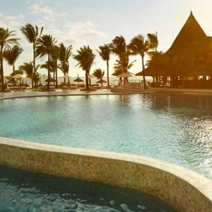 Pool - LUX Belle Mare - Luxury Mauritius Holidays