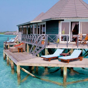Sangu Water Villa - Kuredu Island Resort - Luxury Maldives Holidays