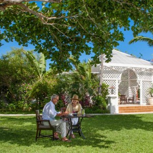 afternoon tea ] - Sandals Royal Caribbean - Luxury Jamaica Honeymoons