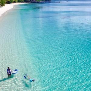 beach 2 - Kokomo Island resort - Luxury Fiji honeymoons