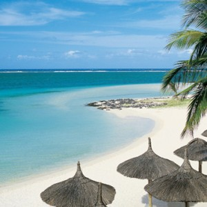 beach 3 - LUX Belle Mare - Luxury Mauritius Holidays