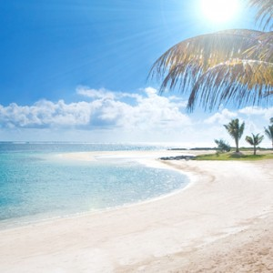 beach - LUX Belle Mare - Luxury Mauritius Holidays