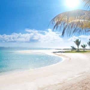 beach - LUX Belle Mare - Luxury Mauritius Holidays