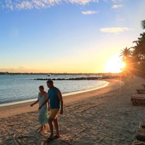 beach - Mauricia Beachcomber Resort and Spa - Luxury Mauritius Honeymoons