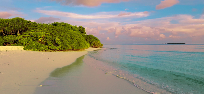 beach - dhigali maldives - luxury maldives honeymoons