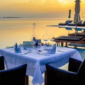 dining - Kuredu Island Resort - Luxury Maldives Holidays