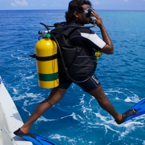 diving - Kuredu Island Resort - Luxury Maldives Holidays
