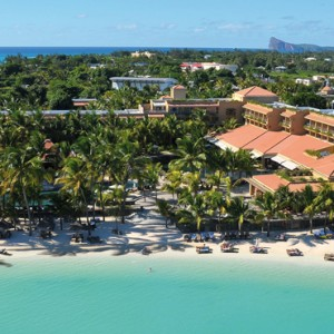 exterior - Mauricia Beachcomber Resort and Spa - Luxury Mauritius Honeymoons