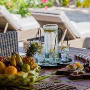 food - Kokomo Island resort - Luxury Fiji honeymoons