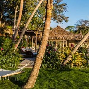 hammock - Kokomo Island resort - Luxury Fiji honeymoons