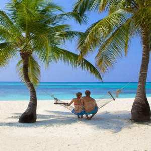 hammock - Kuredu Island Resort - Luxury Maldives Holidays