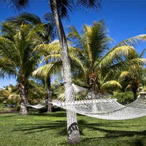 hammock - LUX Belle Mare - Luxury Mauritius Honeymoon Packages