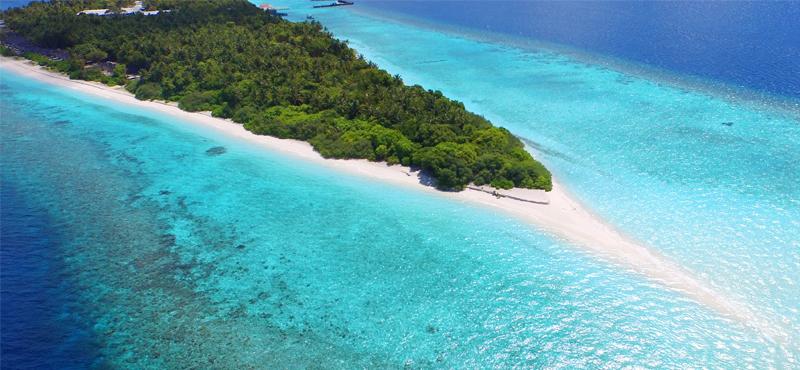 island - dhigali maldives - luxury maldives honeymoons