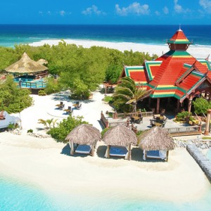 offshore island 2 - Sandals Royal Caribbean - Luxury Jamaica Honeymoons