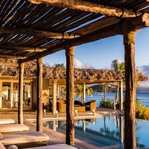 pool - Kokomo Island resort - Luxury Fiji honeymoons