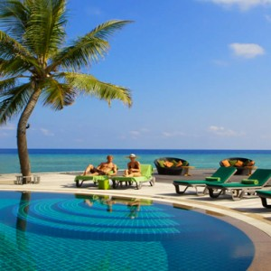 pool - Kuredu Island Resort - Luxury Maldives Holidays