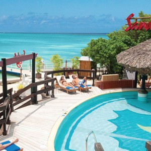pools - Sandals Royal Caribbean - Luxury Jamaica Honeymoons