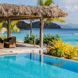 residence - Kokomo Island resort - Luxury Fiji honeymoons