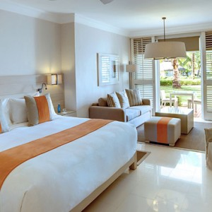 romantic Junior suite 2 - LUX Belle Mare - Luxury Mauritius Honeymoon Packages