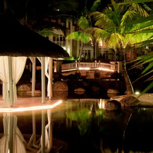 romantic pavilion- LUX Belle Mare - Luxury Mauritius Holidays