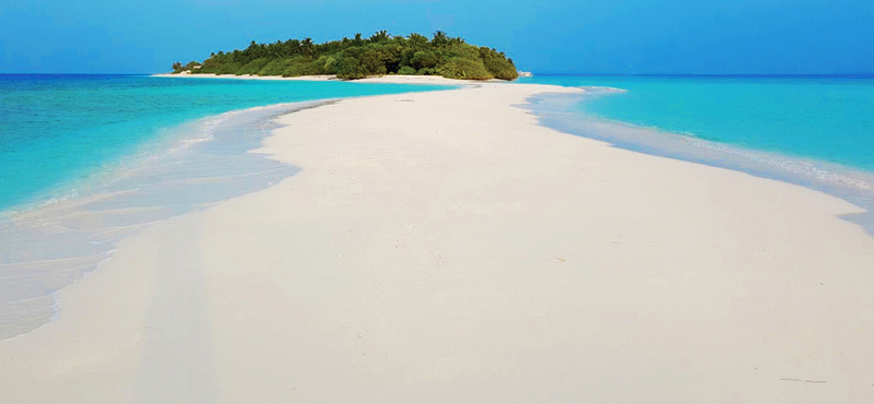 sandbank - dhigali maldives - luxury maldives honeymoons
