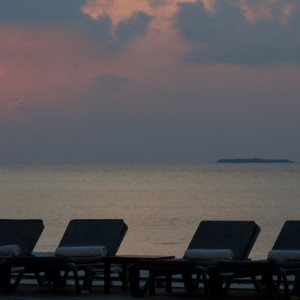 sunset - Kuredu Island Resort - Luxury Maldives Holidays