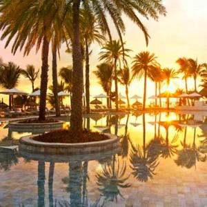 sunset - LUX Belle Mare - Luxury Mauritius Holidays