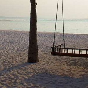 swing - Kuredu Island Resort - Luxury Maldives Holidays