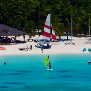 watersports - Kuredu Island Resort - Luxury Maldives Holidays