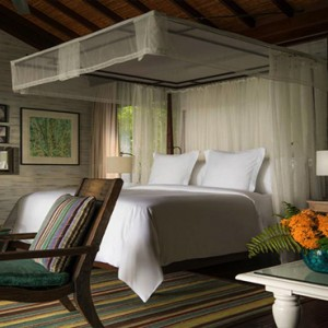 Four Seasons Resort Seychelles - Luxury Seychelles Honeymoon packages - Garden view villa