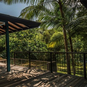 Four Seasons Resort Seychelles - Luxury Seychelles Honeymoon packages - Garden view villa exterior1